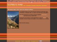 Voyage au Pérou en 2007